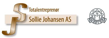 Sollie JohansenTotalentreprenør med fagstolthet som signatur!